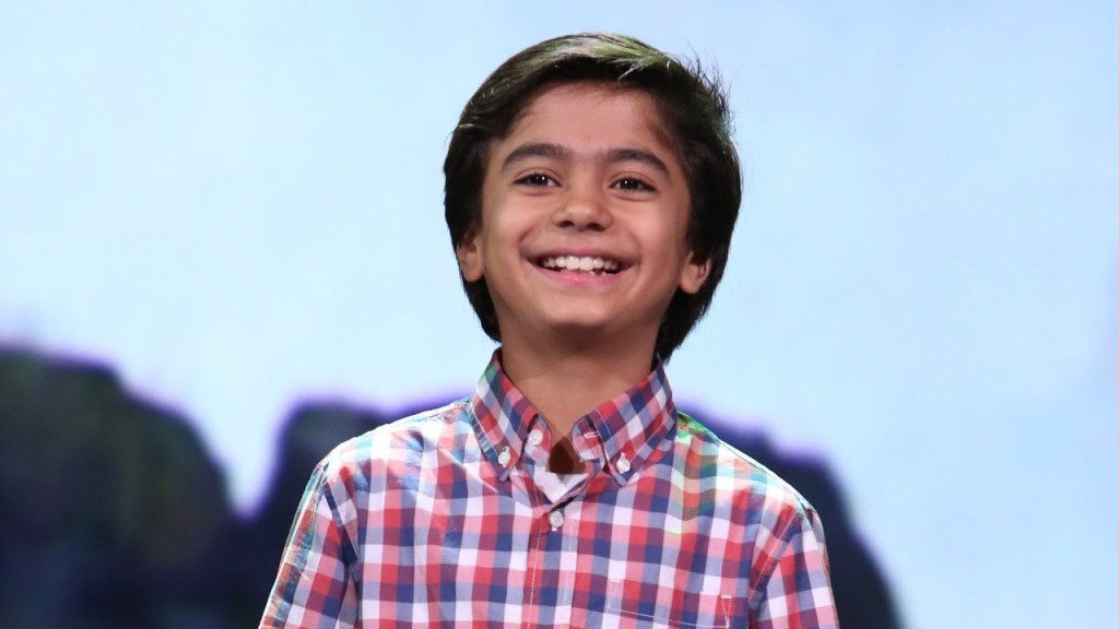 Neel Sethi es Mowgli - Neel Sethi -