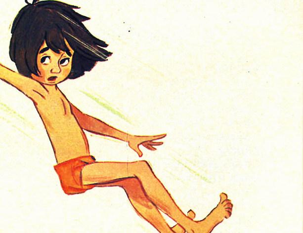 Neel Sheti es Mowgli - Mowgli -