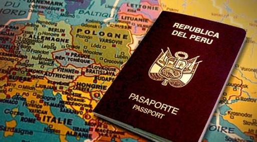 peruanos sin visa Schengen