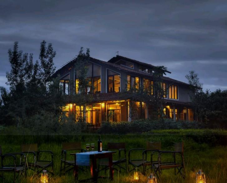 Viajar en familia - Chitvan Jungle Lodge