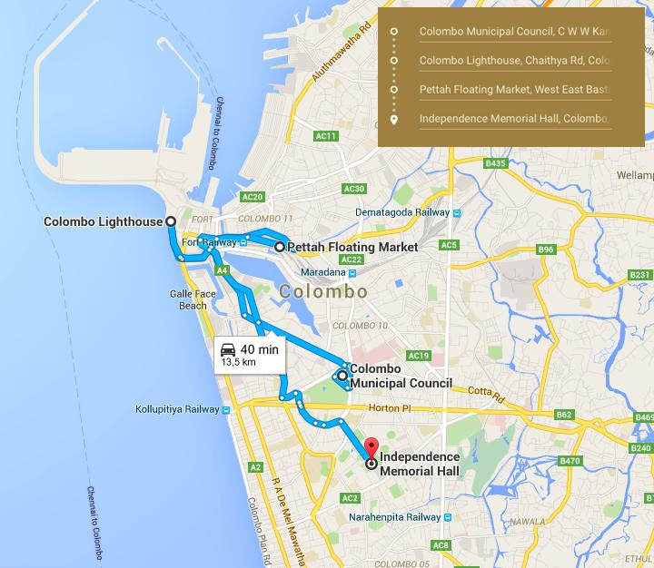 Ciudad de Colombo