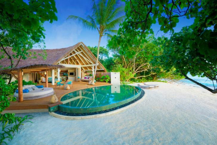 Milaidhoo Island - Beach Pool Villas