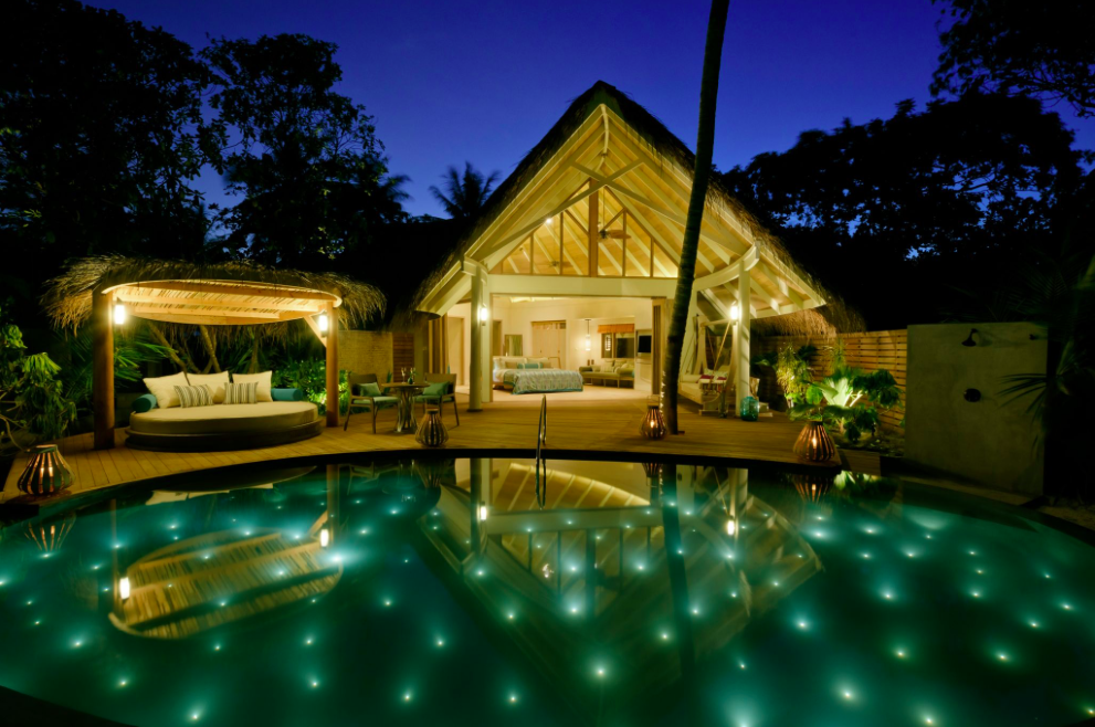 Milaidhoo Island - Beach Pool Villas