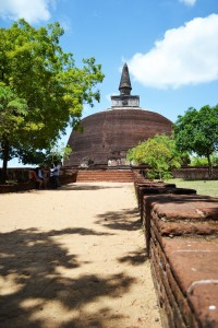 Viajar a Sri Lanka en Semana Santa. Ruinas de Polonnaruwa