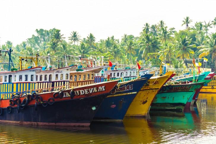Region de Kerala - Pekin Express 2016