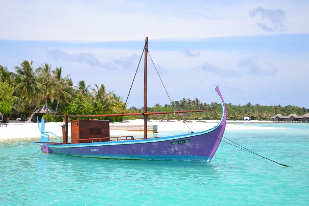 Restaurantes en Maldivas - Dhoni