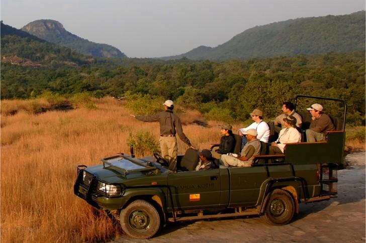 Viajar en familia - Jeep