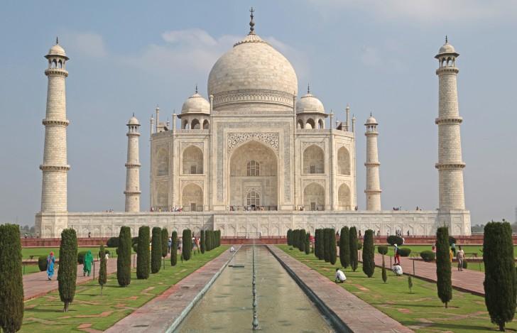 Pekin Express 2016 - Taj Mahal en India