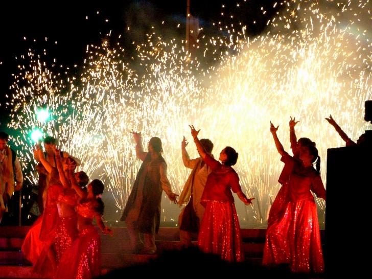 Viajar a Bollywood - Bailarinas