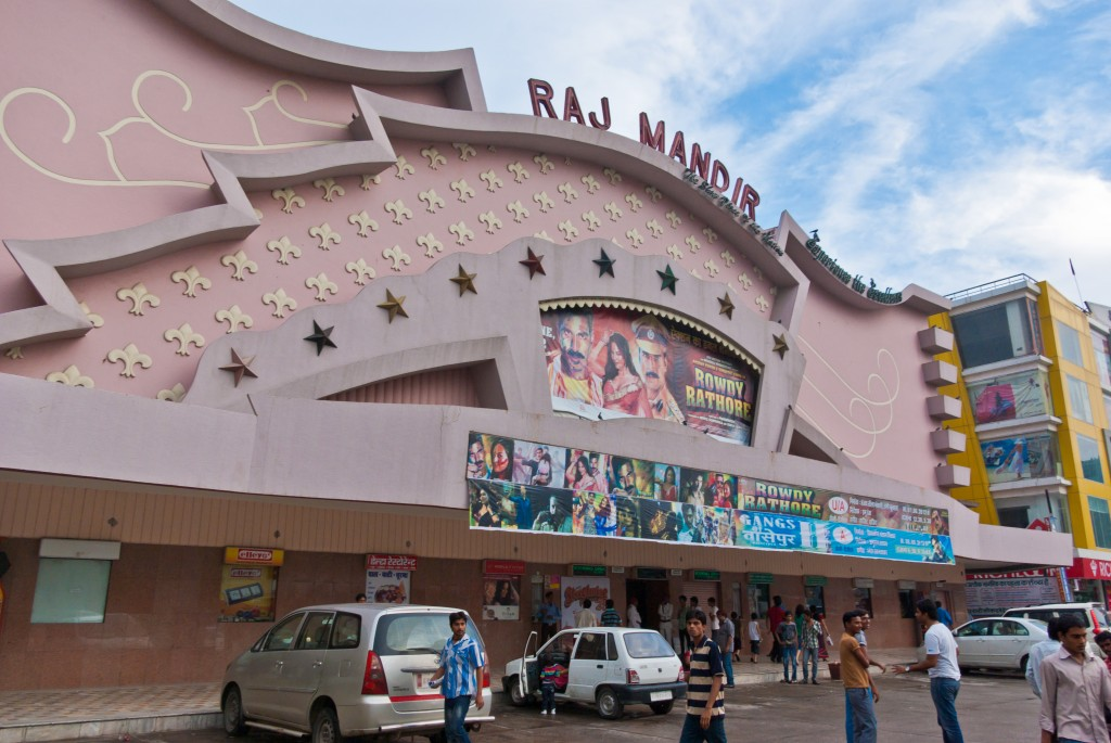 Travel to Bollywood - Raj Mandir