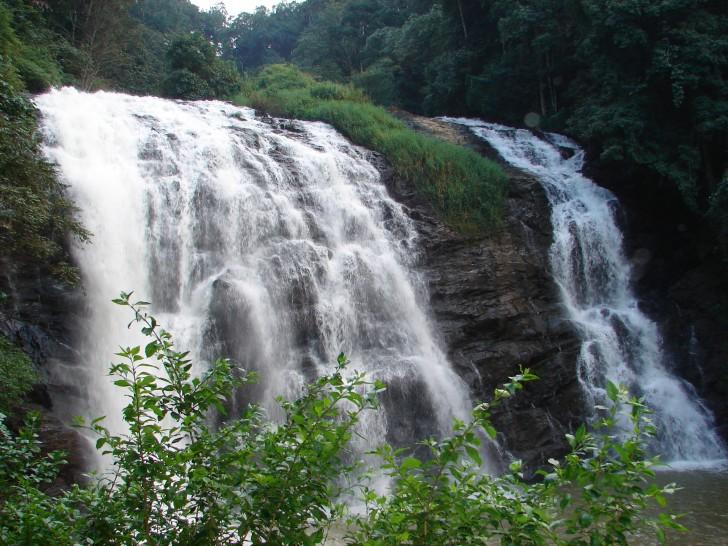 Cascadas de la India - Courtallam Falls