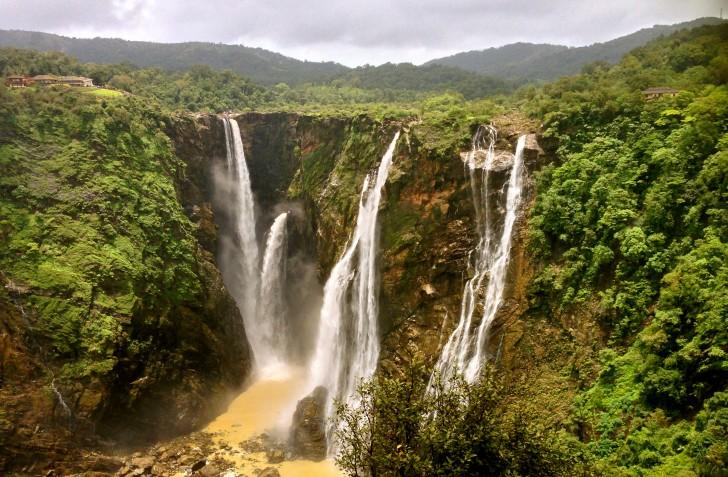 Cascadas de la India - Jog Falls