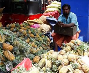 Mercados tradicionales de Colombo y Kandy