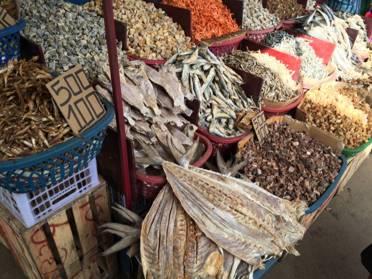 Mercados tradicionales de Colombo y Kandy - Colombo