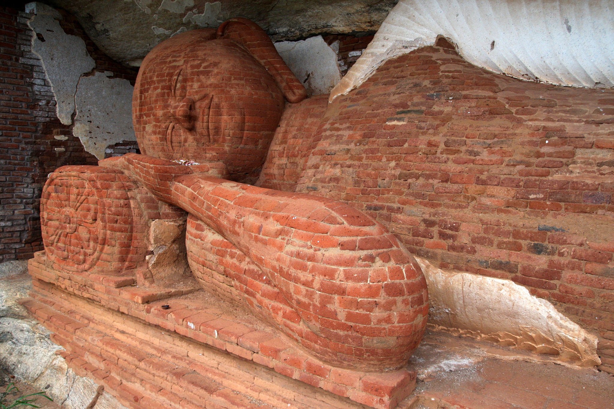 Pidurangala Sri Lanka - Buda