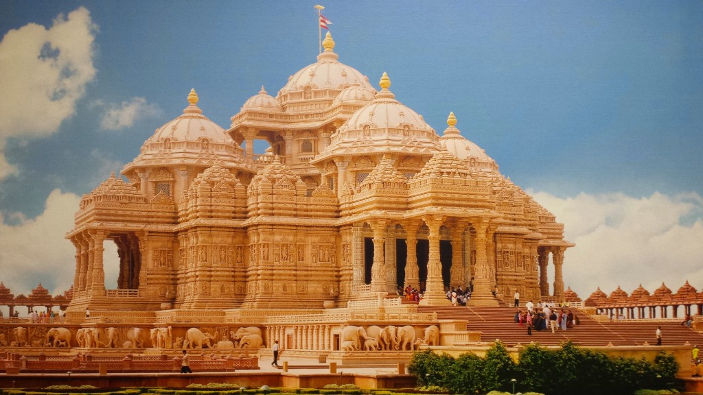 temples of India - Akshardham Temple