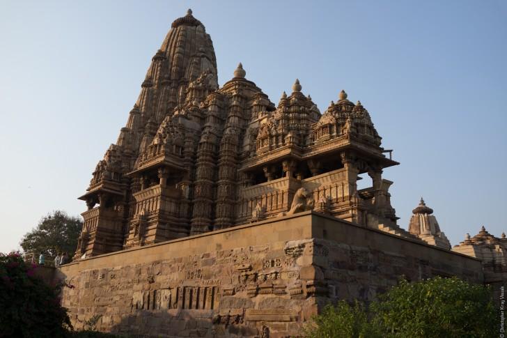 Templos de la India - Khajuraho Temple