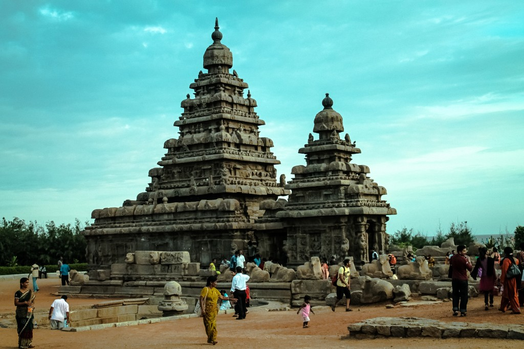 Temples of India - Mahabalipuram Temple