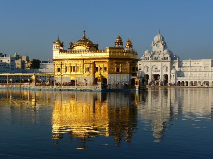 templos de la India - Templo dorado de Amritsar