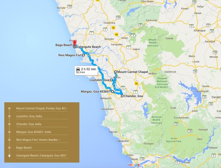 Estado de Goa