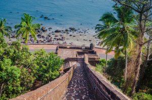 Estado de Goa - Fuerte Reis Magos