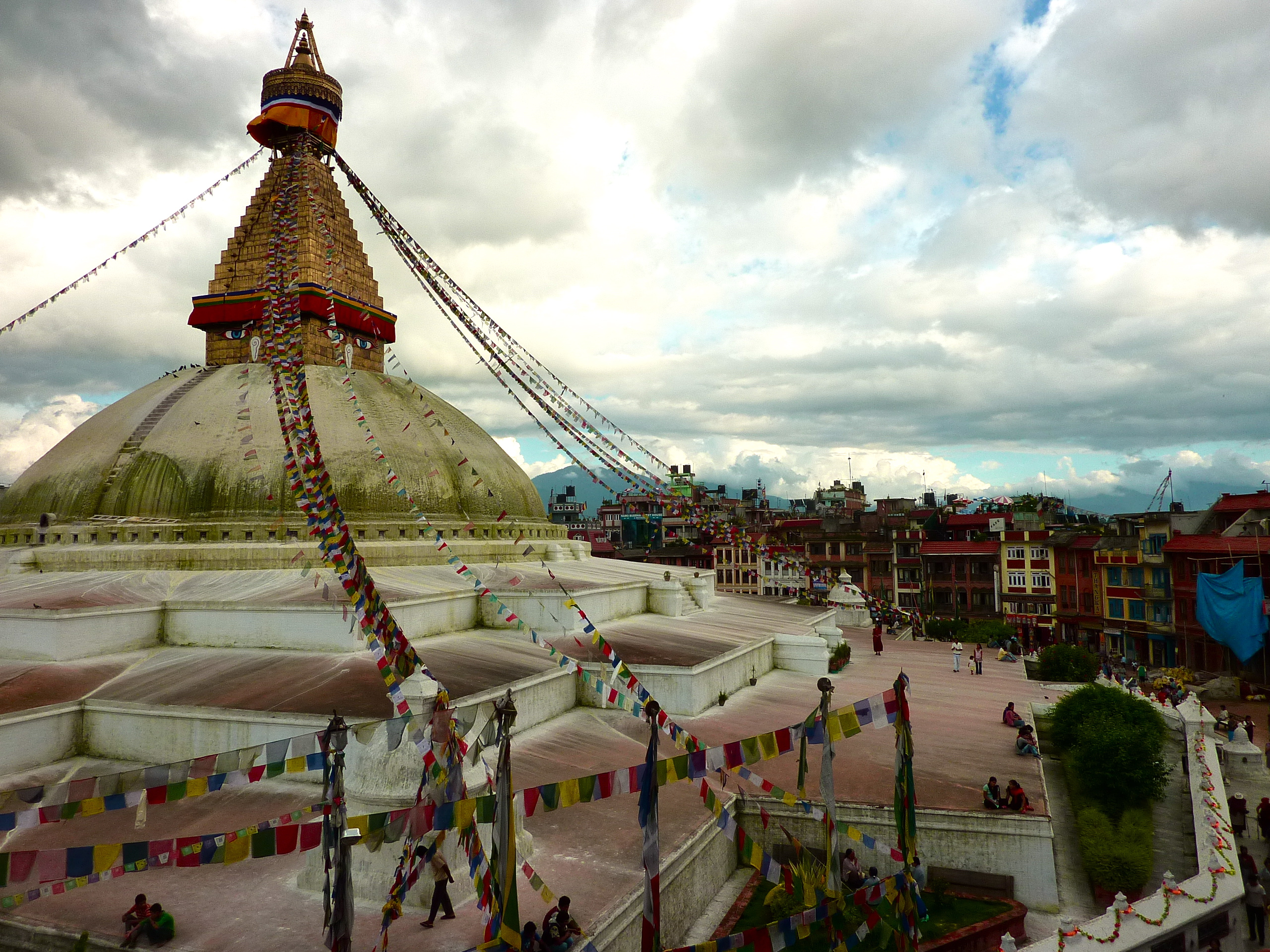 Visitar Nepal después del terremoto