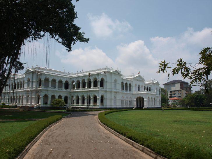 que ver en Colombo - Museo Nacional