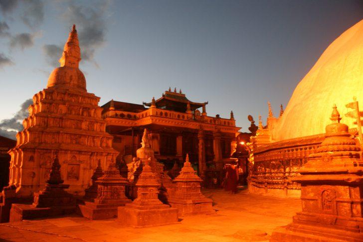 Visitar Nepal después del terremoto - Templo de los monos