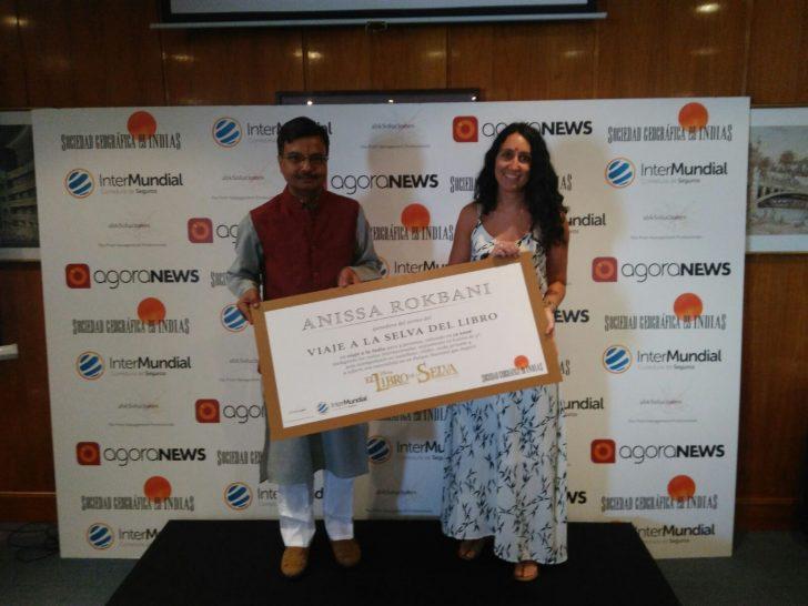 Viaje de Lujo - Anissa Rokbani, la ganadora
