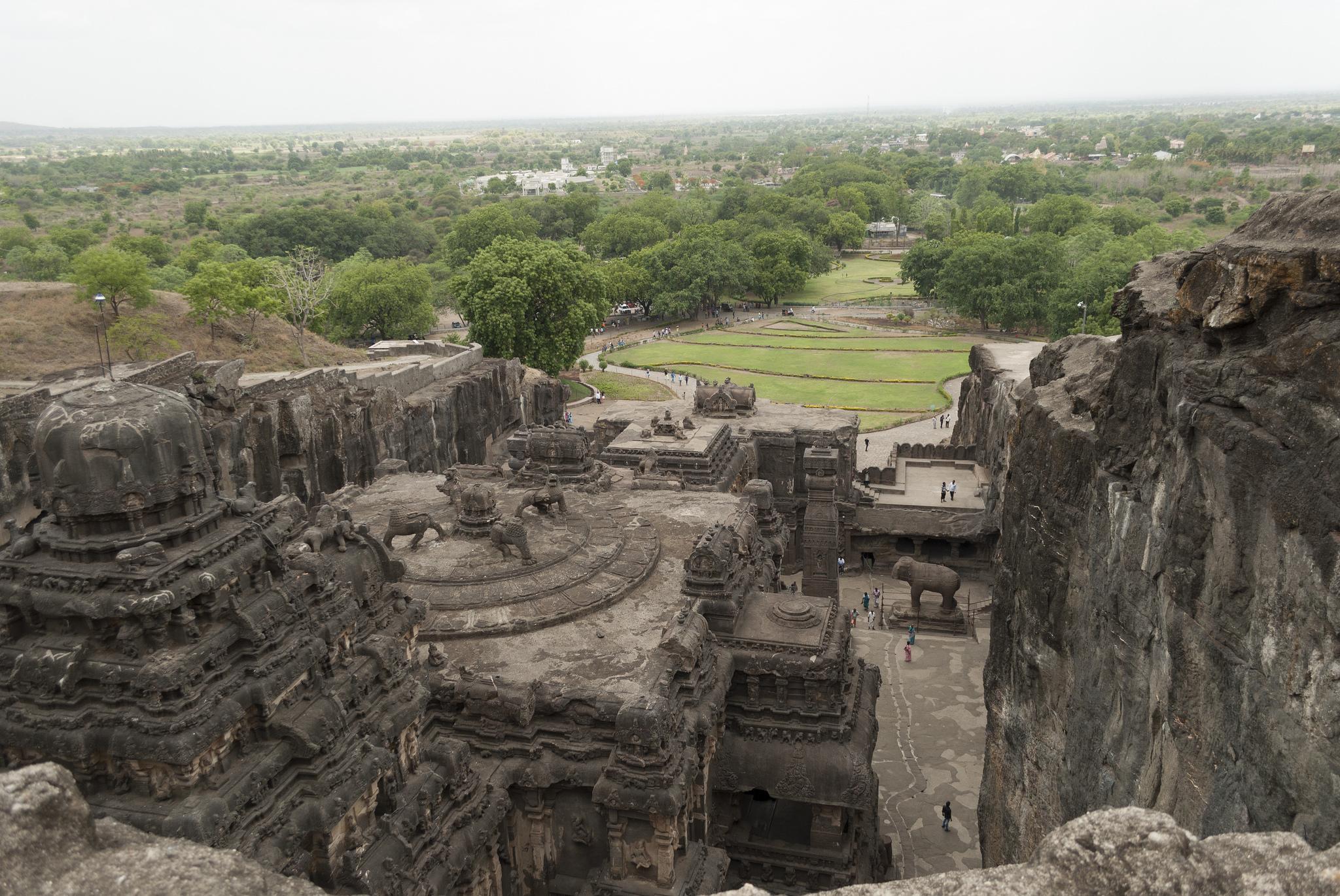 Pune, Ajanta y Ellora