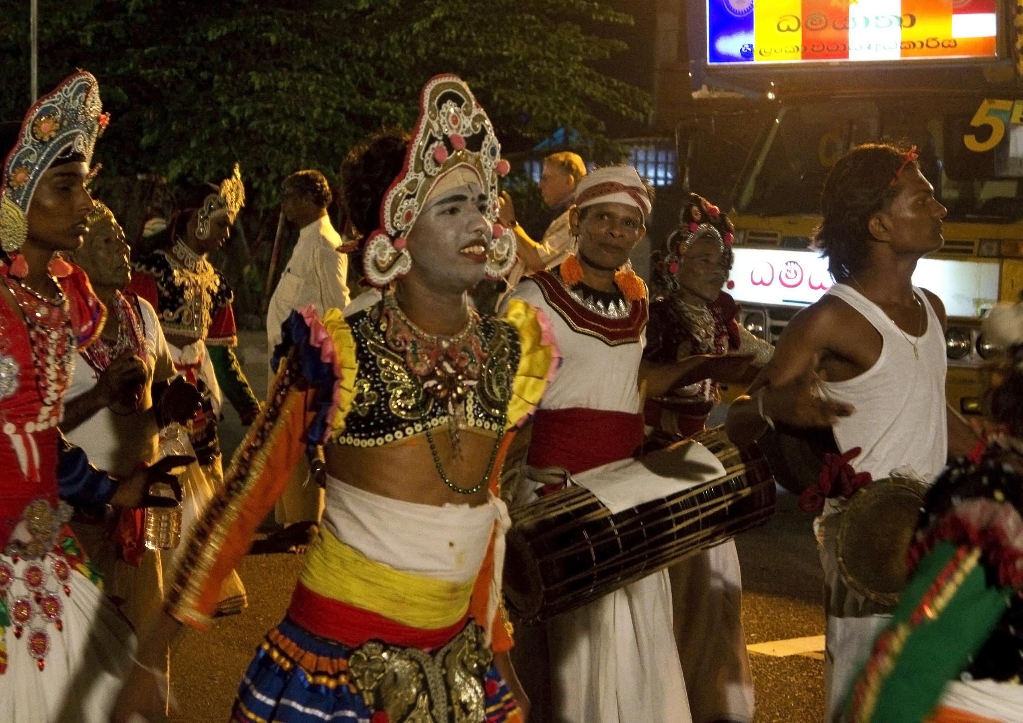 fiestas en Sri Lanka 2018