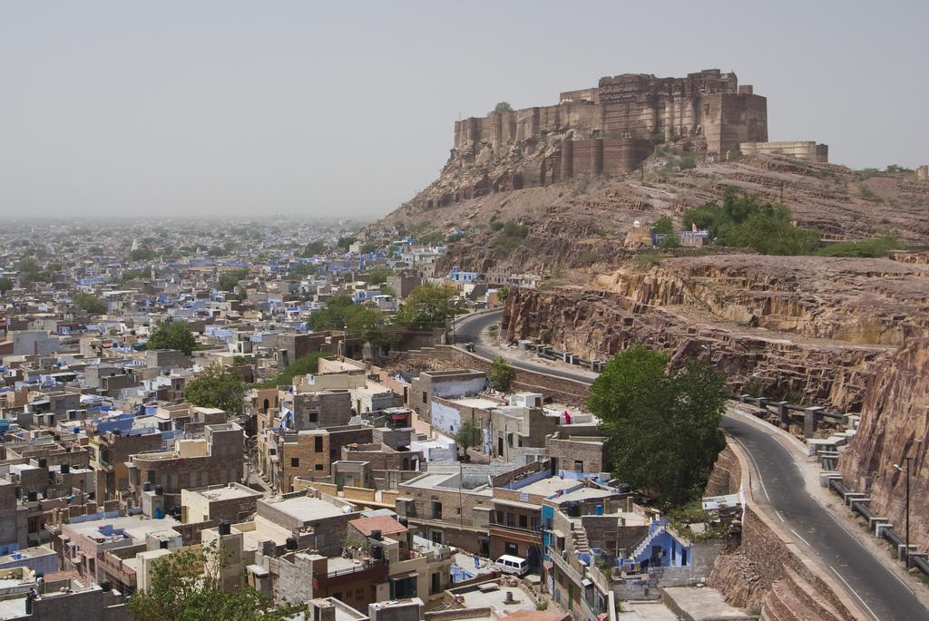 Fortaleza de Mehrangarh