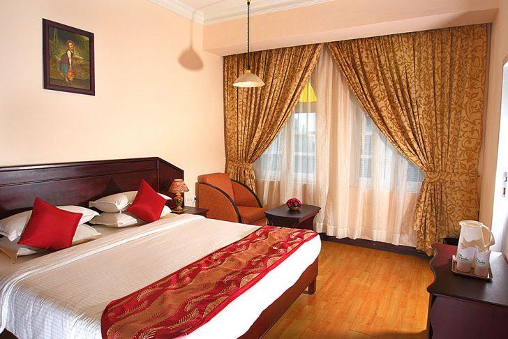 Hoteles ecológicos en India - Fort Munnar 4