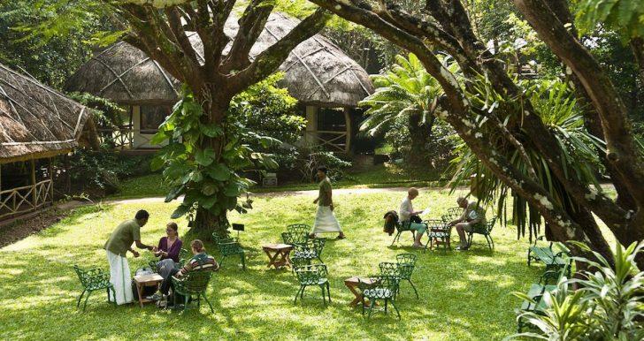 Hoteles ecológicos en India - The Spice Village