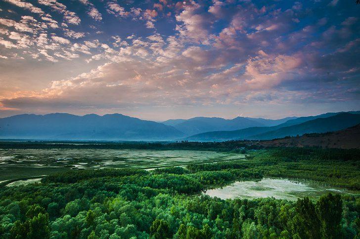 Mejores lagos de l India - Wular Lake