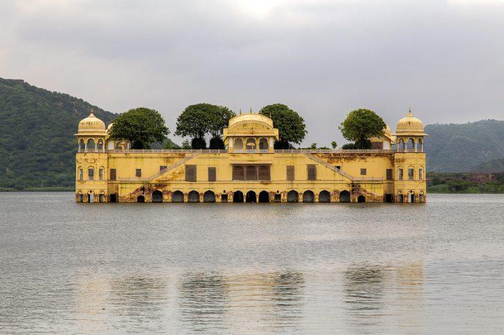 Mejores lagos de la India - Lago de Jaipur