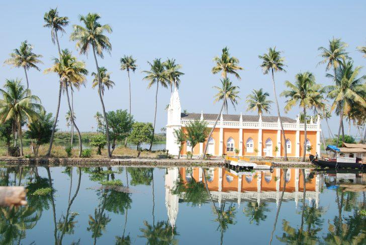 Mejores lagos de la India - Vembanad