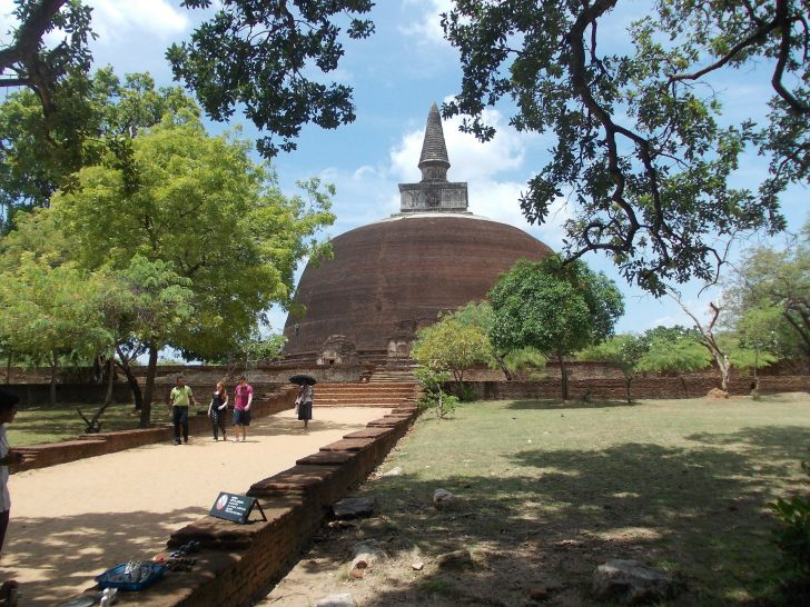Viajar a Sri Lanka en mayo - Polonnaruwa