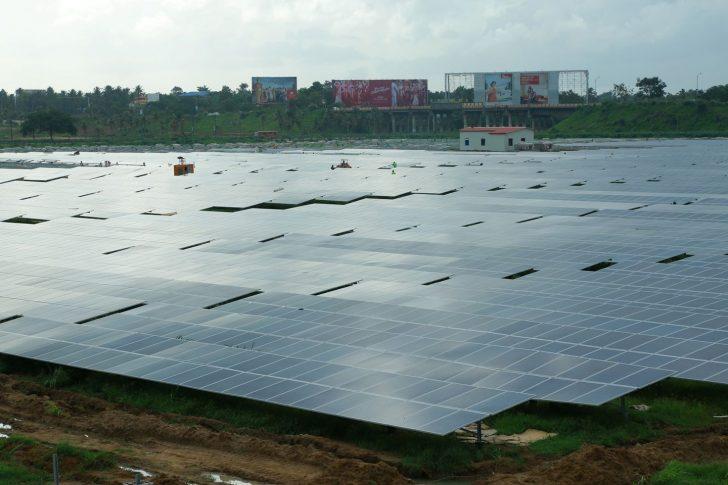 Primer aeropuerto con energía solar en India - Aeropuerto de Cochin