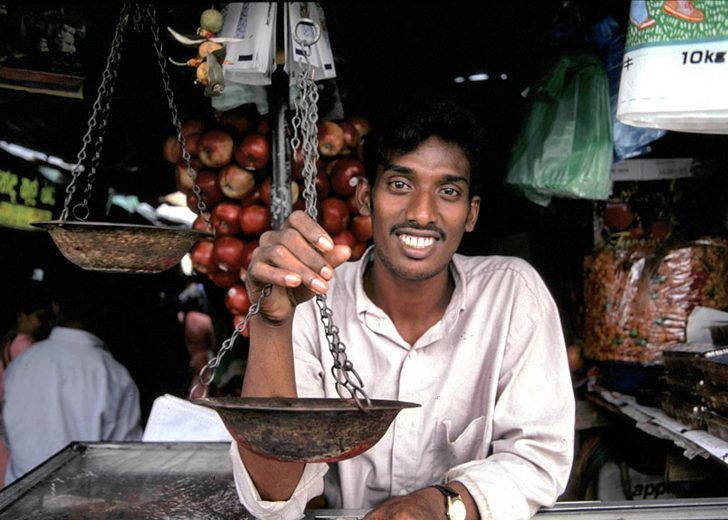 Viajar a Sri Lanka en junio - Vendedor en Colombo