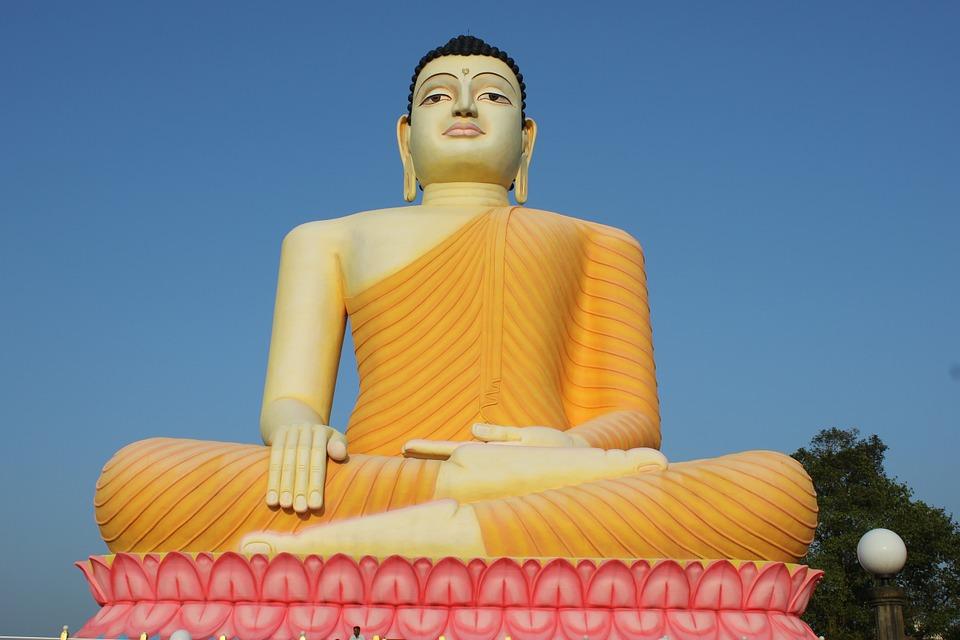 10 curiosidades de Sri Lanka - Buda