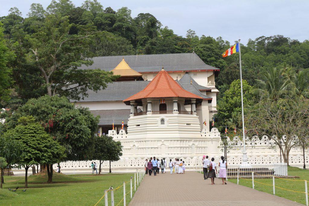 Templo del Diente de Buda de Kandy