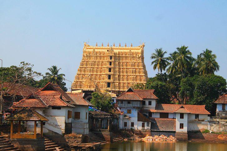 templos de India - kerala