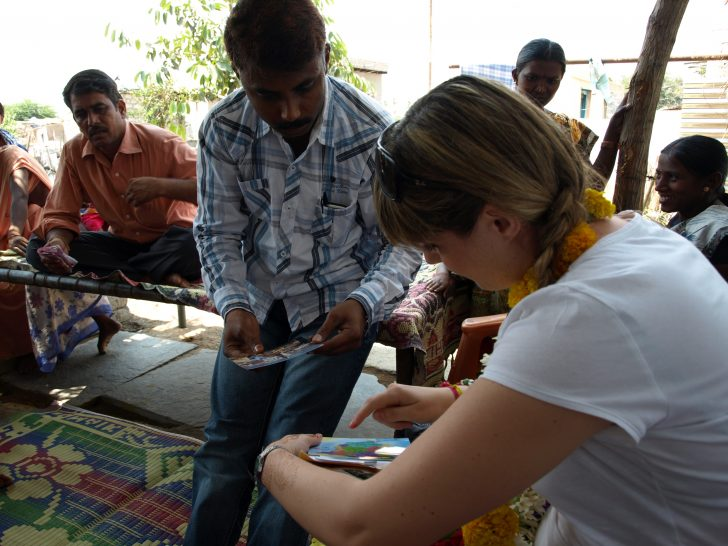 Entrevista a Sociedad Geográfica de las Indias