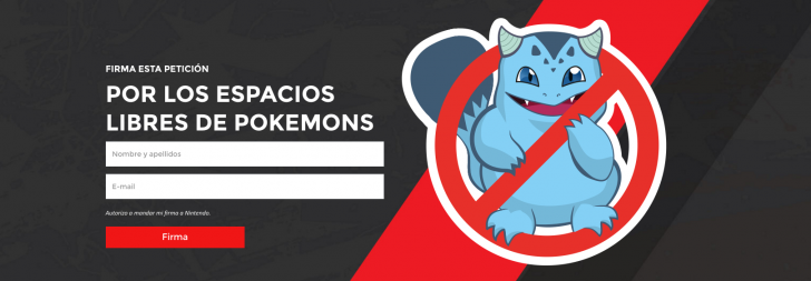 Pokemons Free Zone Zonas Libres de Pokemons