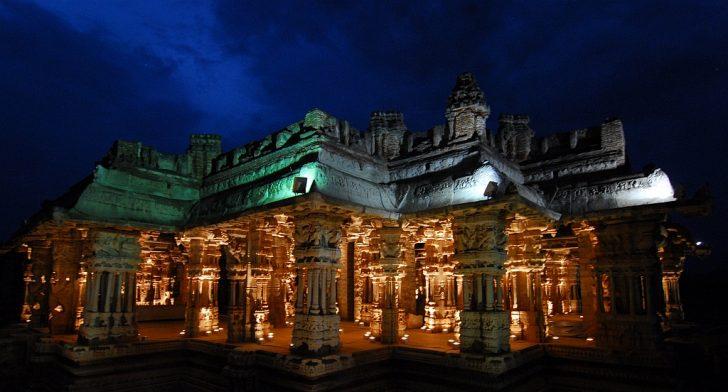 Templos de India - Vittala Temple Hampi