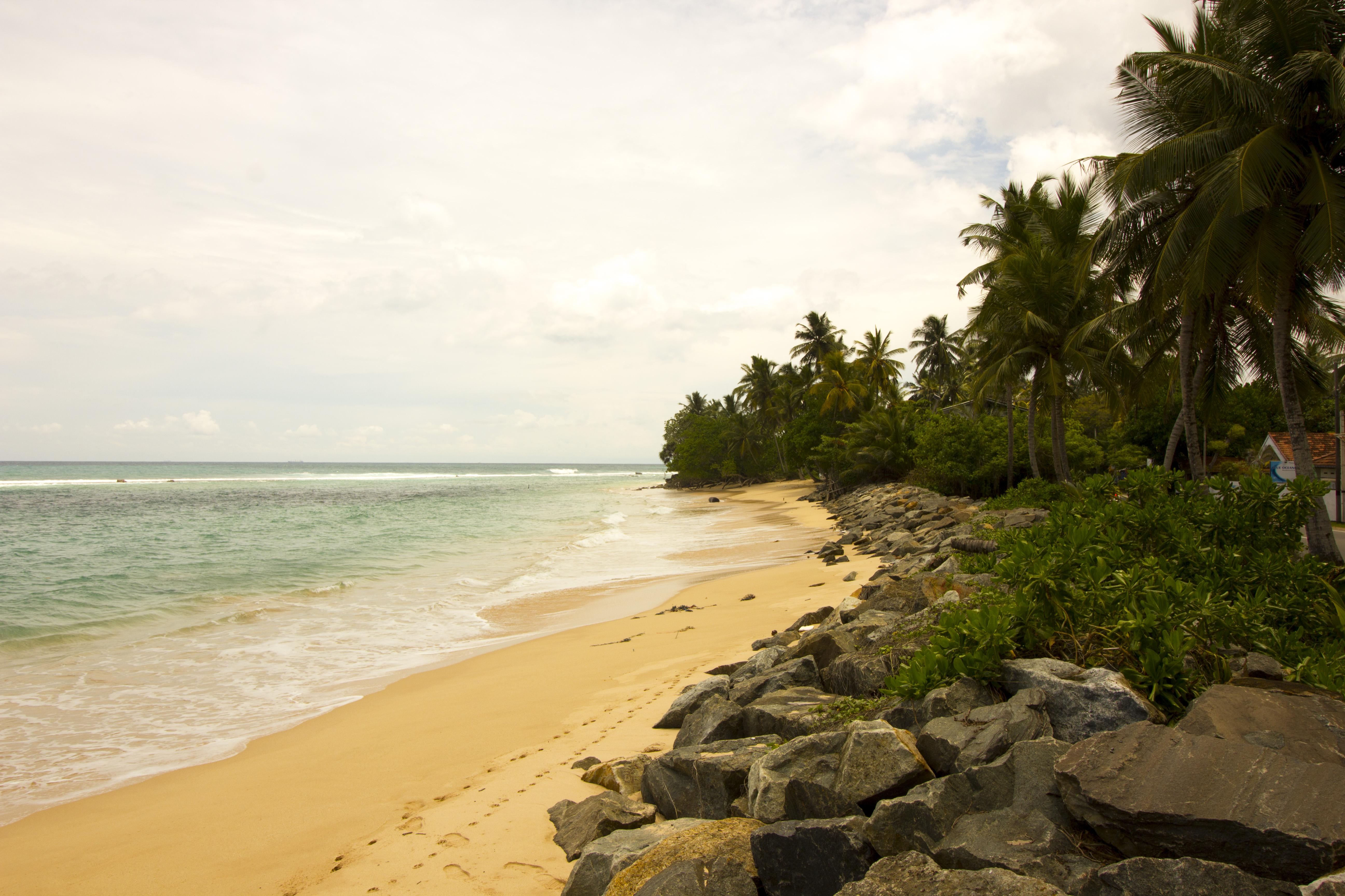 Viajar a Sri Lanka en diciembre - Costa sur de Sri Lanka