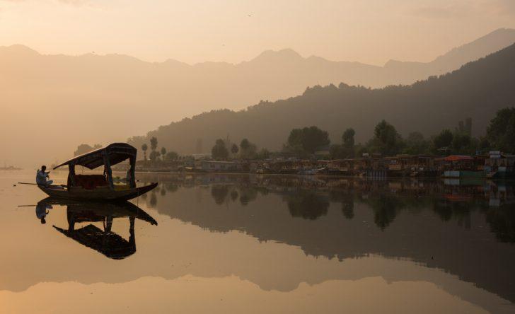 Mejores lagos de India - Dal Lake