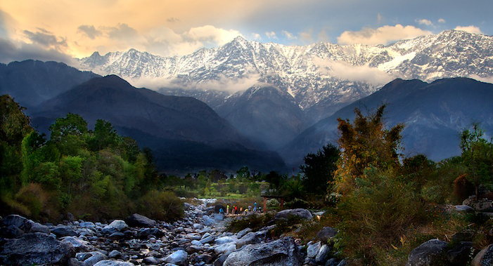 Dharamsala - what city of India you are according to your personality