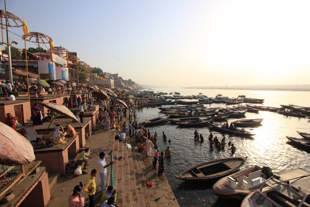 VARANASI what city of India you are according to your personality